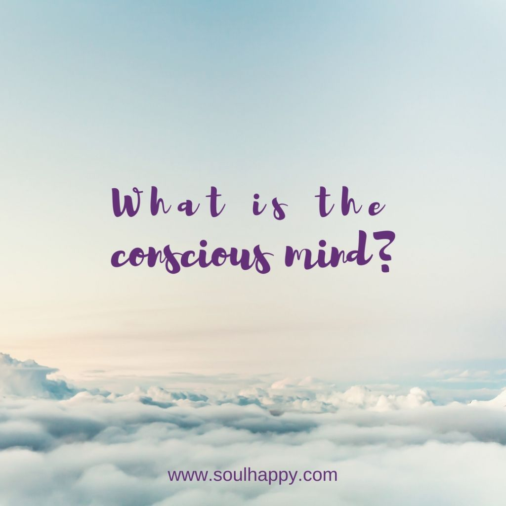 what is the conscious mind?